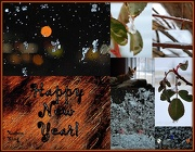 31st Dec 2012 - New Year's Eve Collage