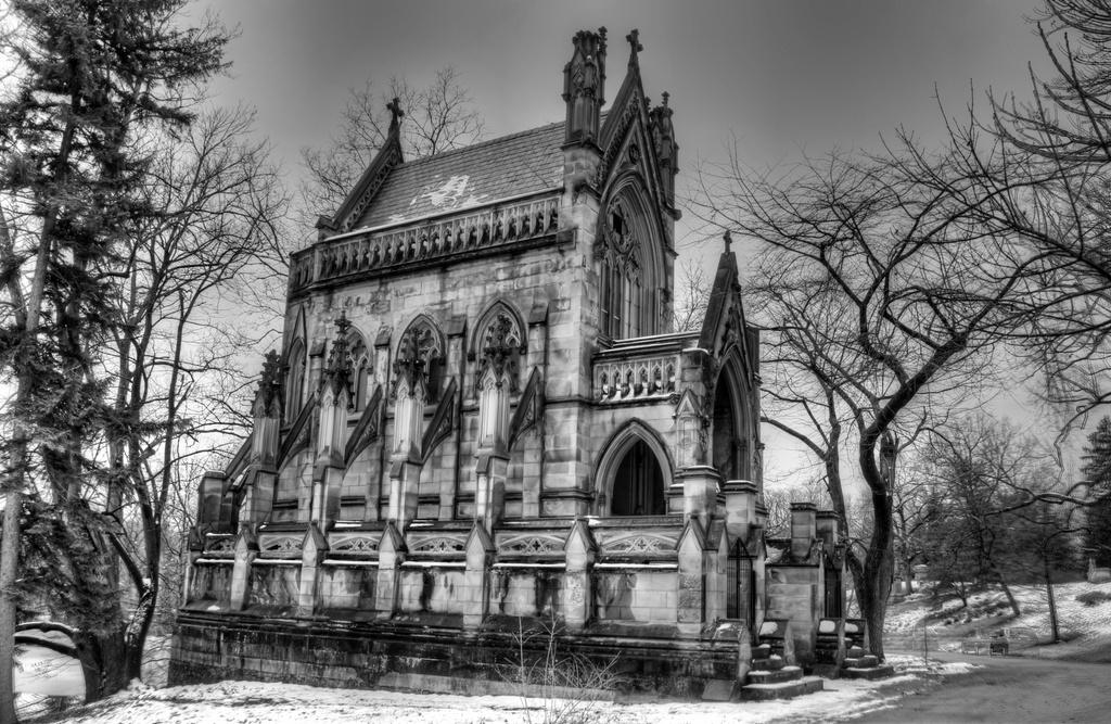HDR Chapel by cdonohoue