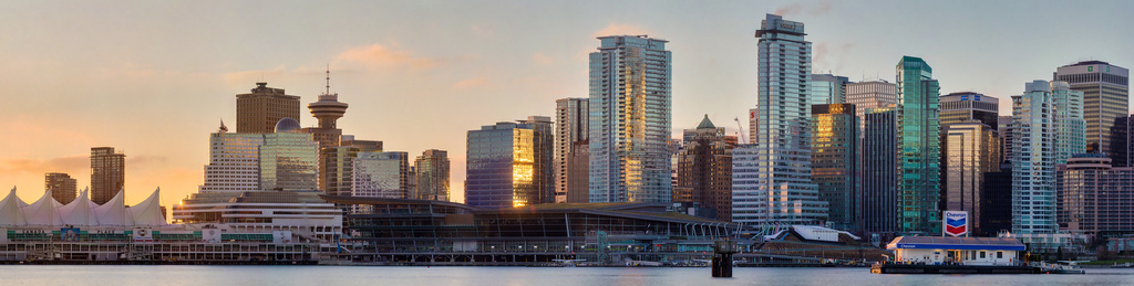 Vancouver at Dawn by abirkill