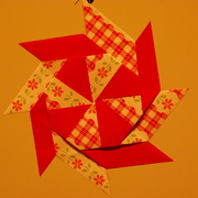 3rd Jan 2013 - Origami Christmas Star