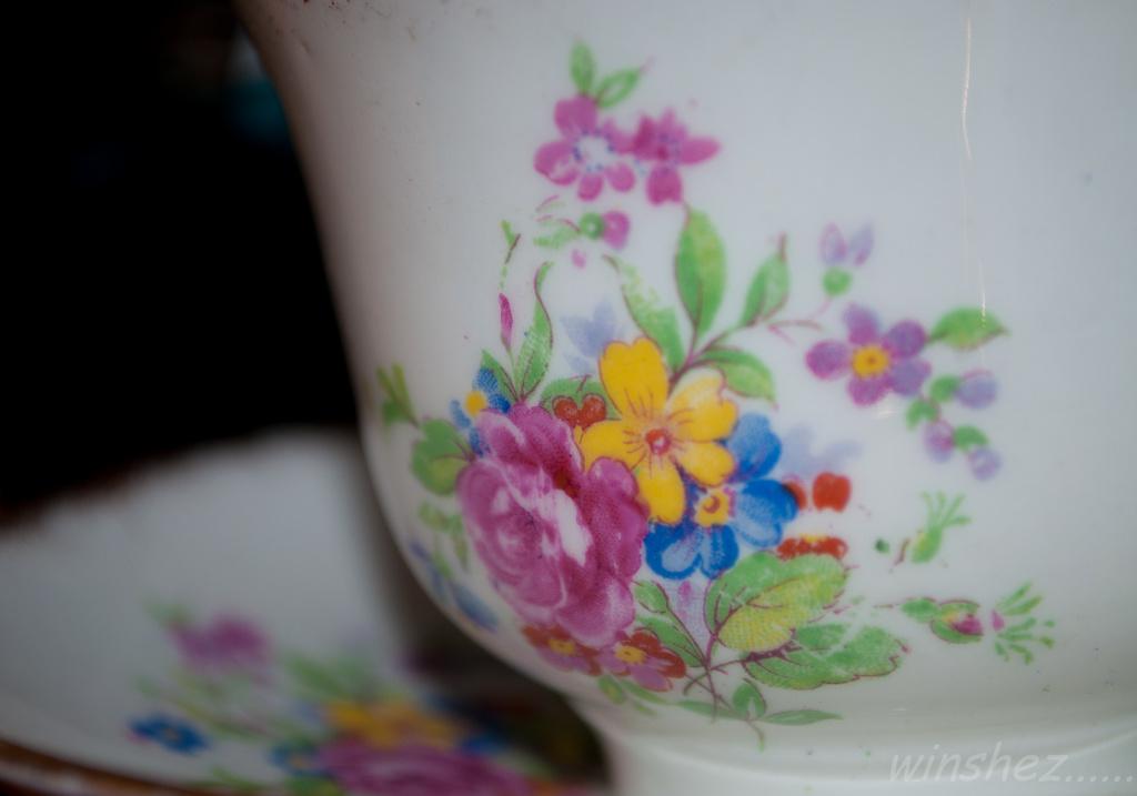 tea cup by winshez