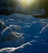 8th Jan 2013 - snow mountains