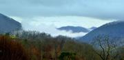 11th Jan 2013 - Clouds Cradled in the Gap