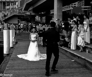 13th Jan 2013 - Street bride