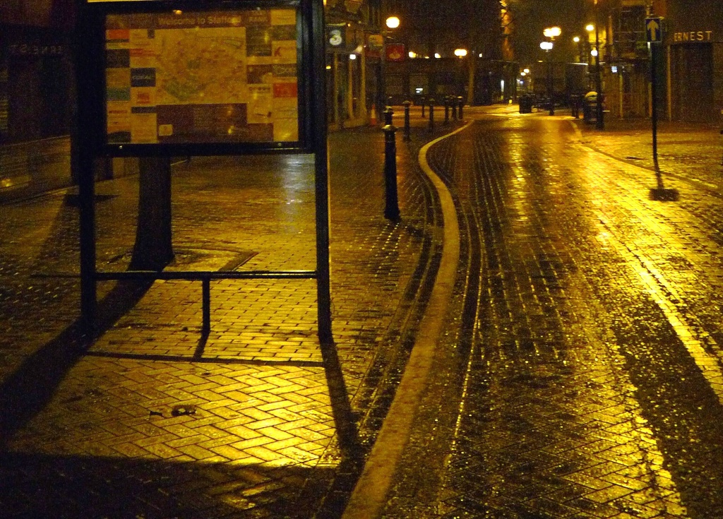 Follow the yellow brick road by sabresun