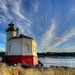 Coquille Lighthouse by jgpittenger
