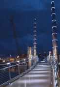 12th Jan 2013 - Crossing the bridge