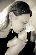 12th Jan 2013 - Mom and Baby Girl