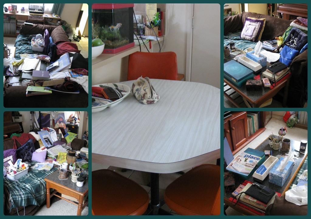The Livingroom by mozette