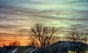 16th Jan 2013 - Rainbow Sunset