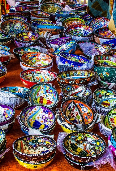 Turkish wares by corymbia