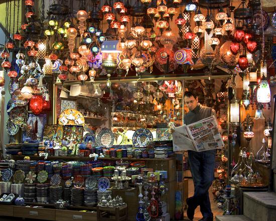 Grand Bazaar by jyokota