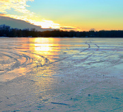 19th Jan 2013 - Another ice sunset