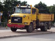 30th Aug 2010 - Sisu truck called Wolf