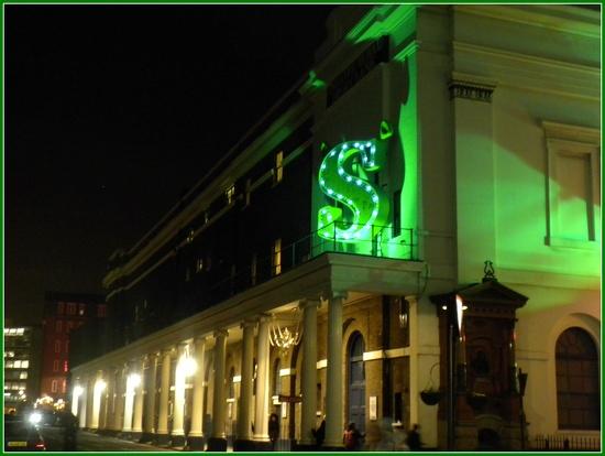 Theatre - London by bizziebeeme