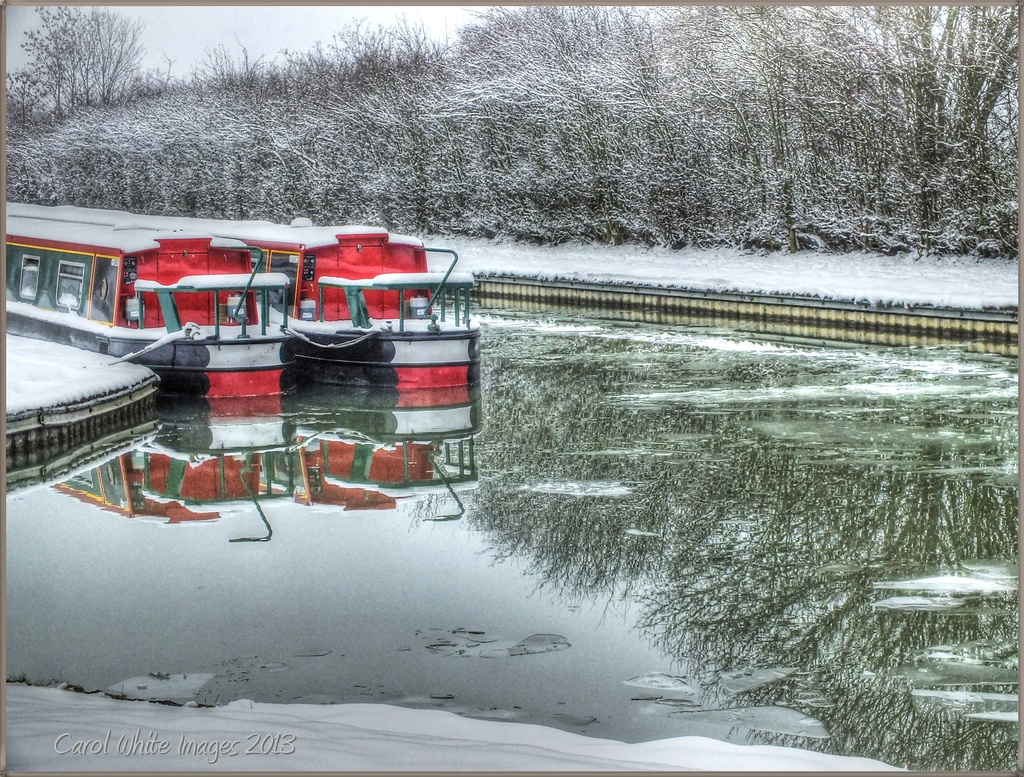 Winter Moorings by carolmw