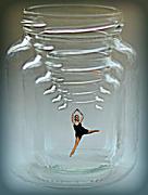 23rd Jan 2013 - Ballerina dancing in the jar