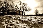 25th Jan 2013 - Barn in the snow