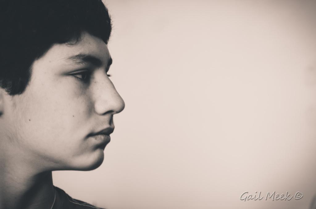 Young Man by gailmmeek