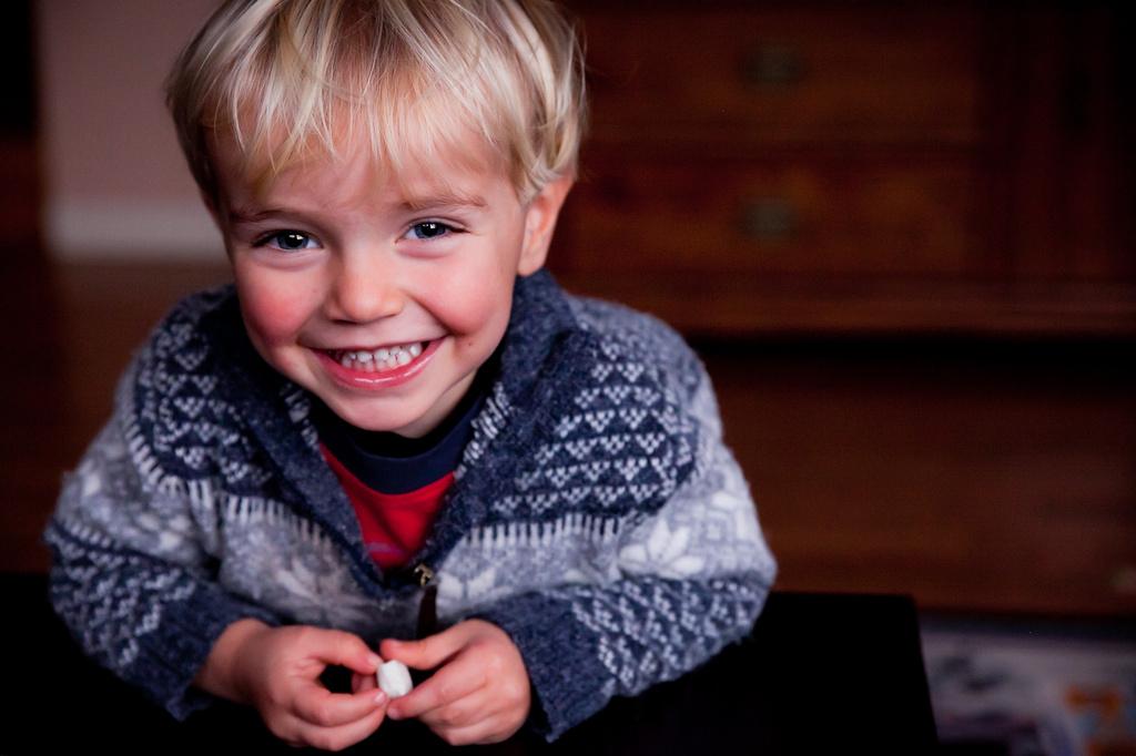 Happy little chap by kiwichick