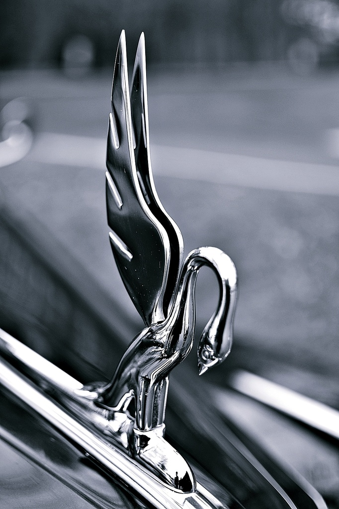 Packard hood ornament by soboy5
