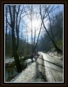 27th Jan 2013 - Muddy Backroad