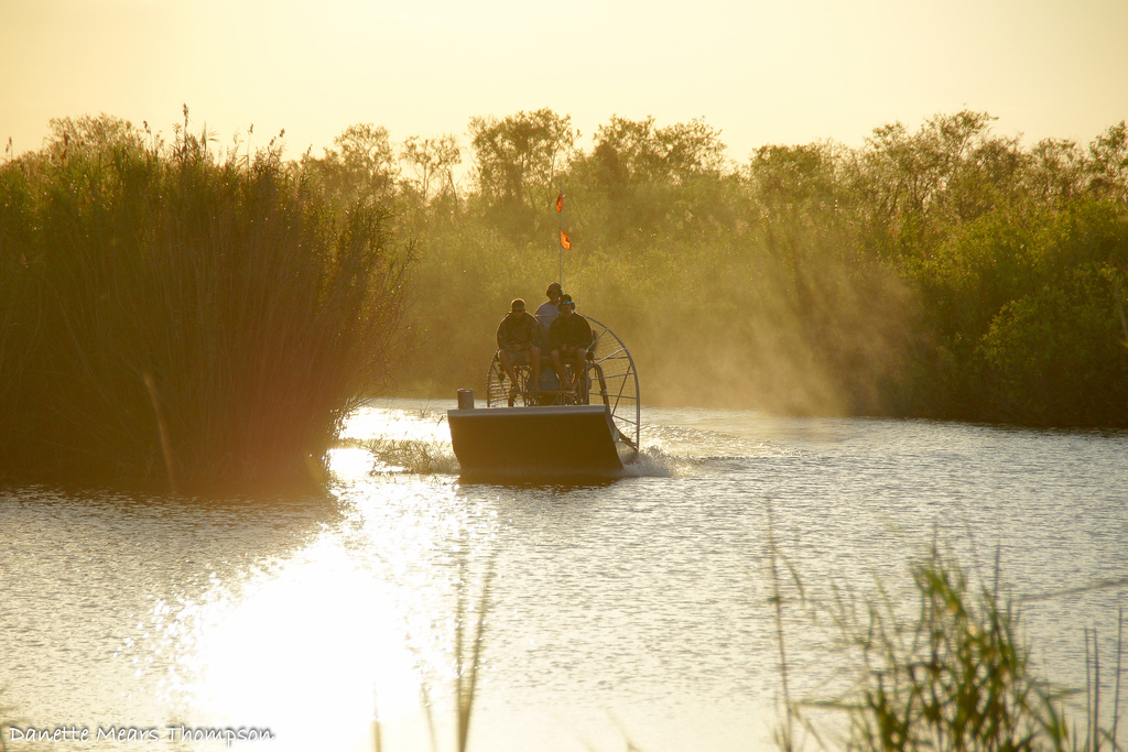 Airboat by danette