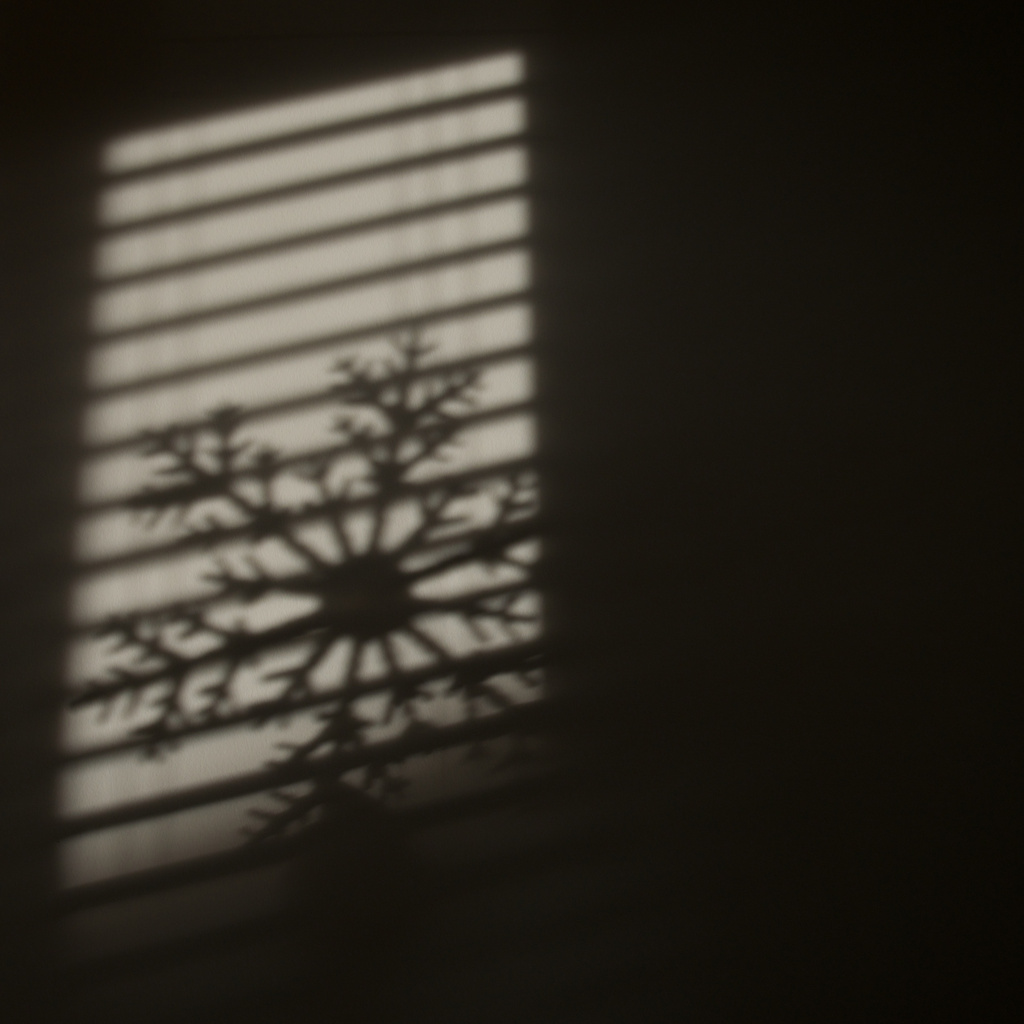 shadowy Snowflake by kwind