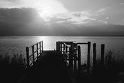 31st Jan 2013 - Lake Jetty