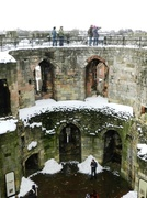31st Jan 2013 - Interior of Clifford's Tower, York