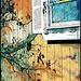 Ukiyo Window 3 by olivetreeann