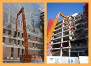2nd Feb 2013 - Demolition