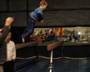 2nd Feb 2013 - Flying through the air