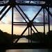 Bridge Outside of Town by dmrams