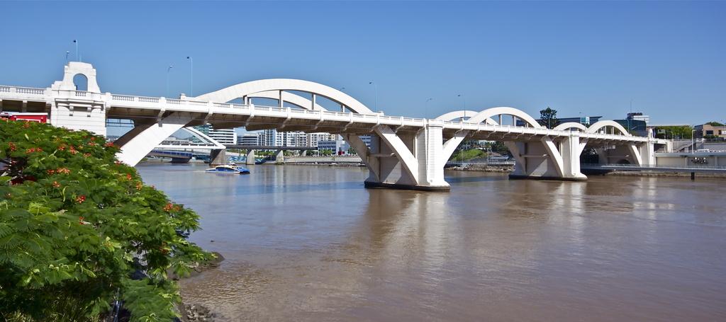 William Jolly Bridge by sugarmuser