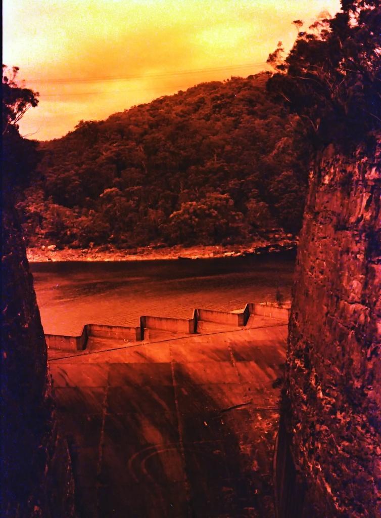 Spillway by peterdegraaff