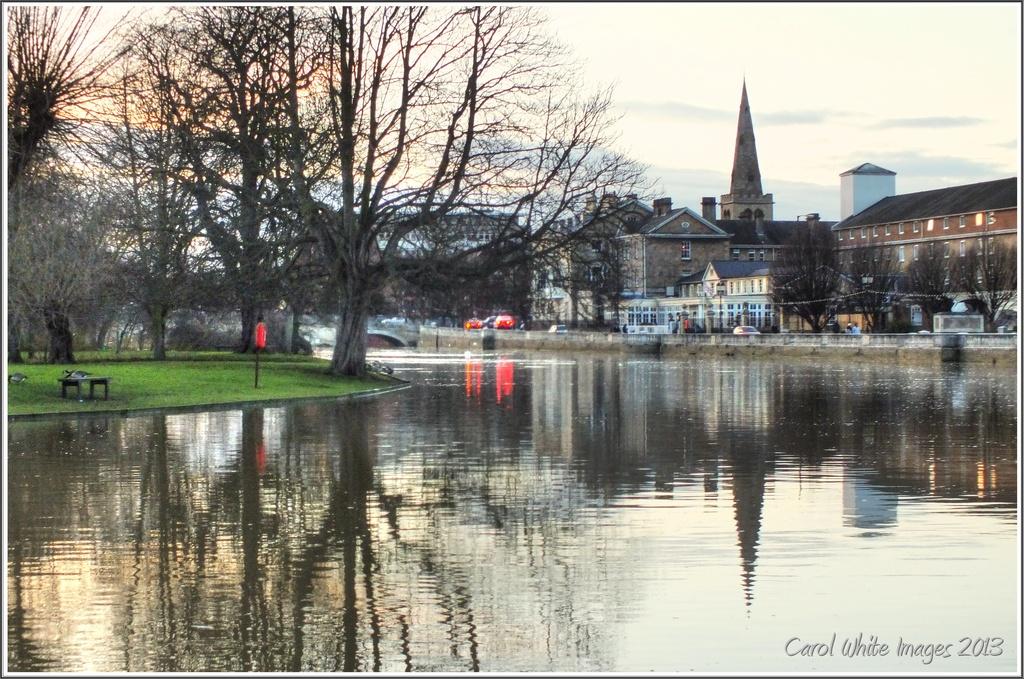 Bedford At Sunset by carolmw