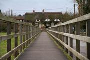4th Feb 2013 - Day 35 - Causeway at Reybridge