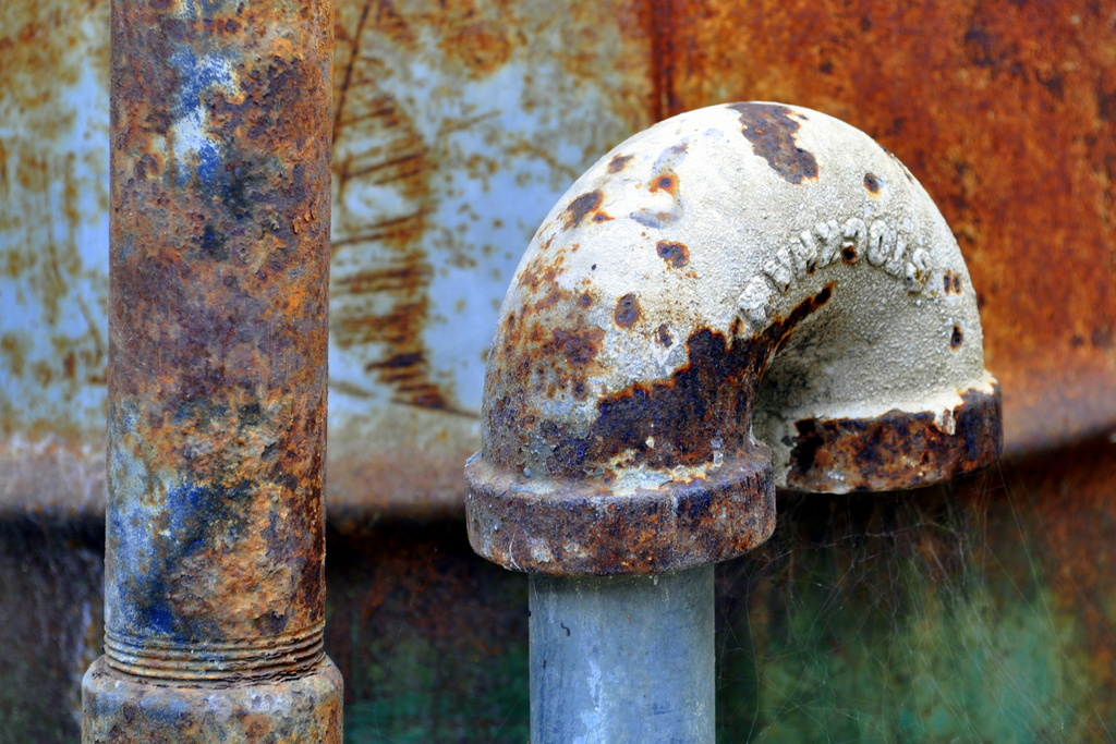 Many Colors of Rust by pflaume