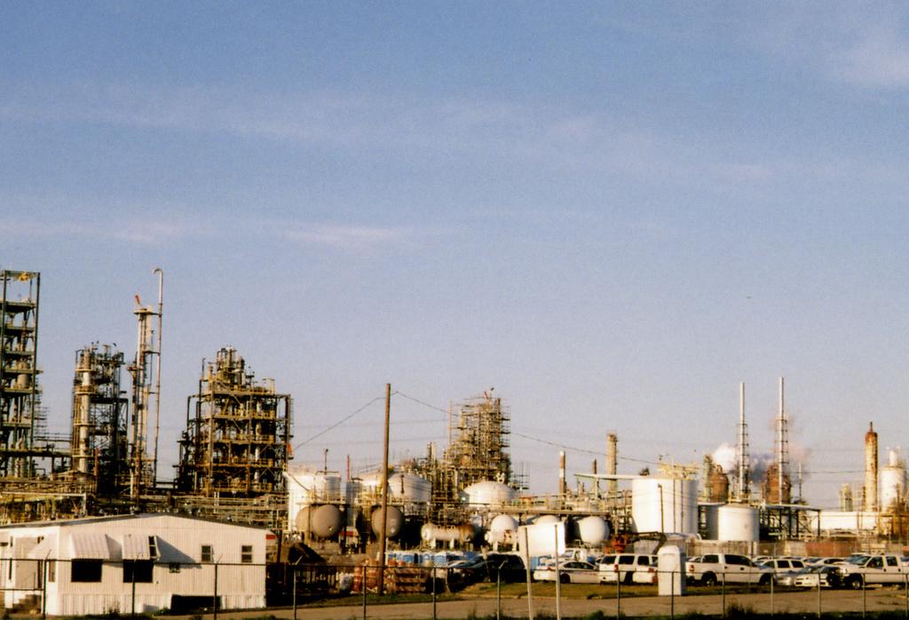 Chemical Corridor by eudora