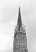 8th Feb 2013 - the spire of st. michael's catholic cathedral
