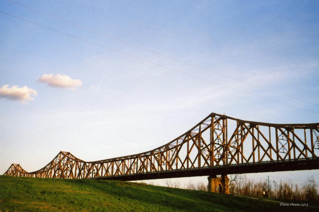 The Old Bridge by eudora