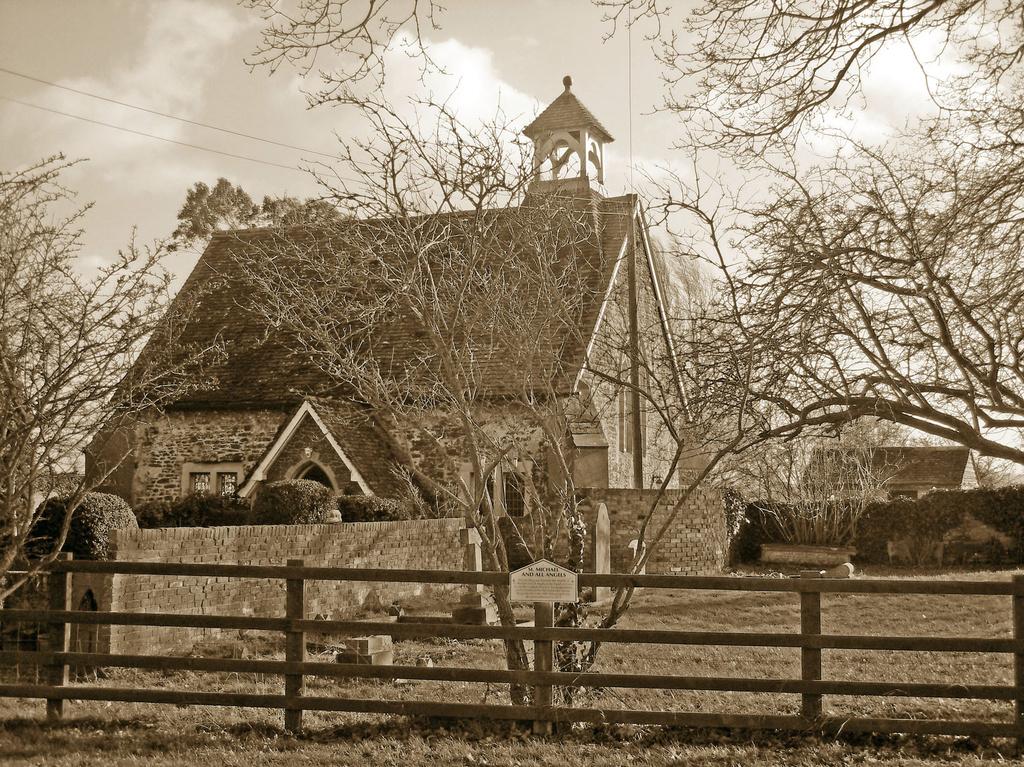 The smallest church by pistonbroke