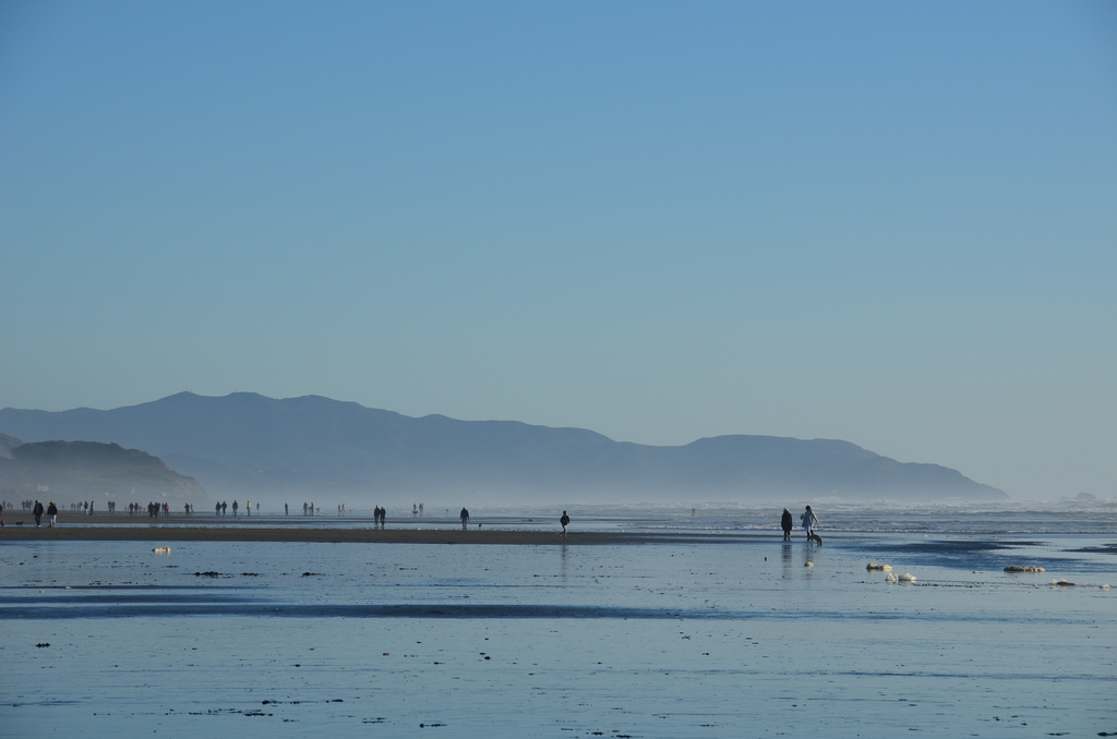 Low tide  by lesip