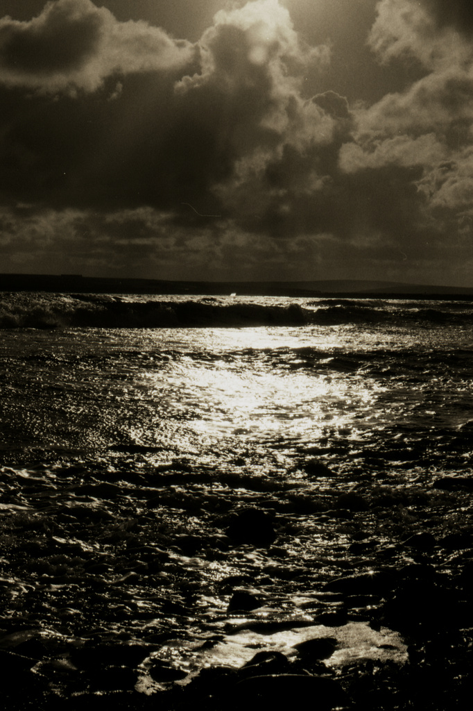 beach near the old Holm kirk by ingrid2101