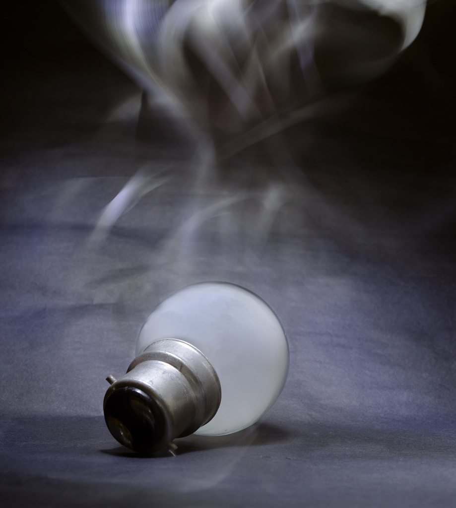 Light bulb by salza