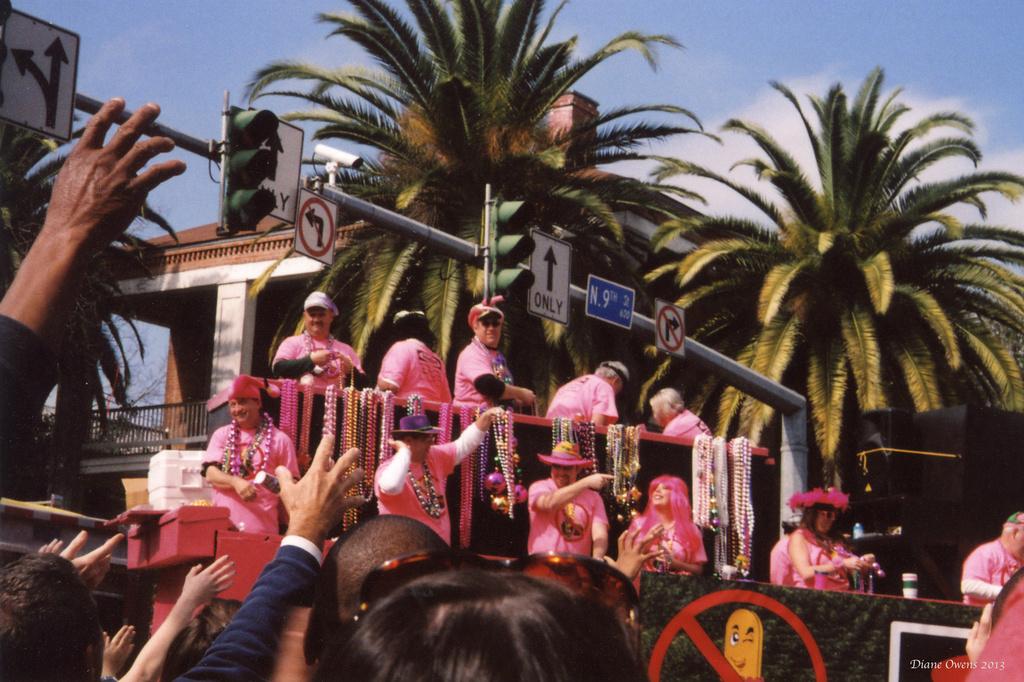 Mardi Gras by eudora