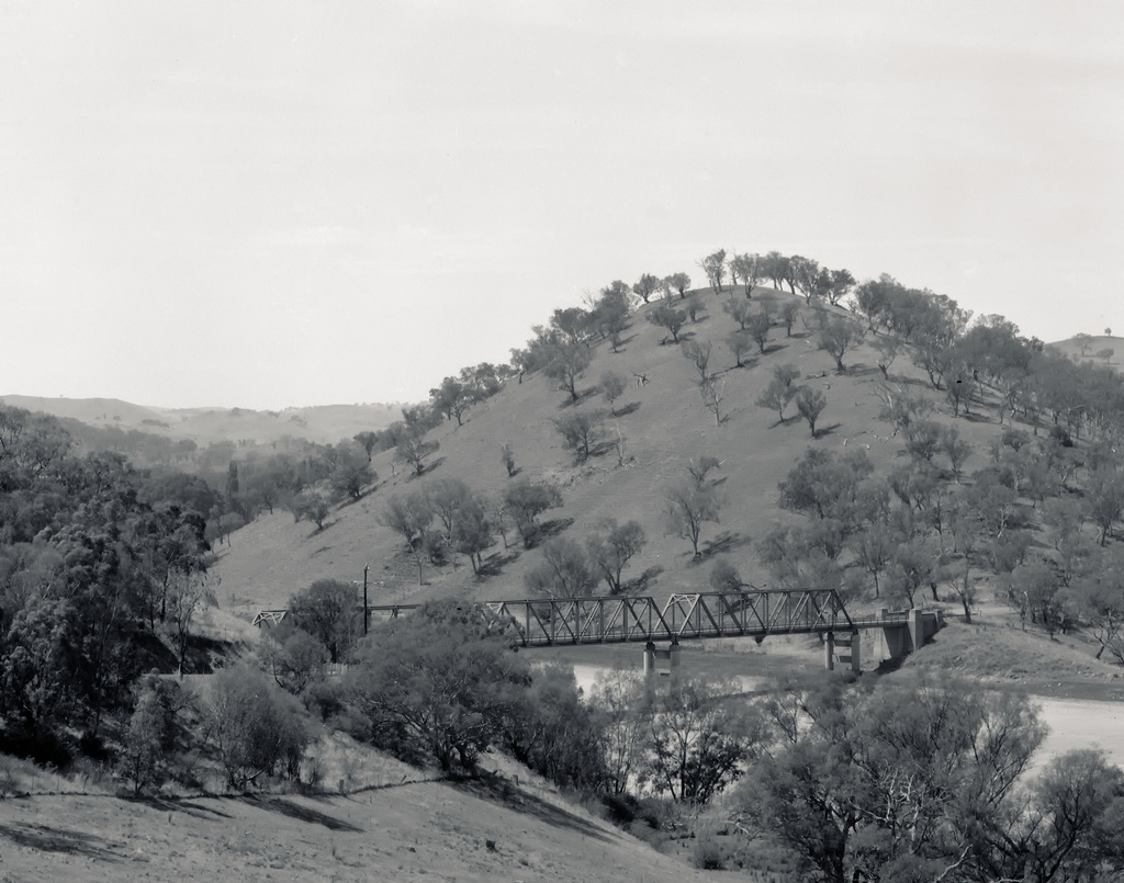Taemas Bridge by peterdegraaff