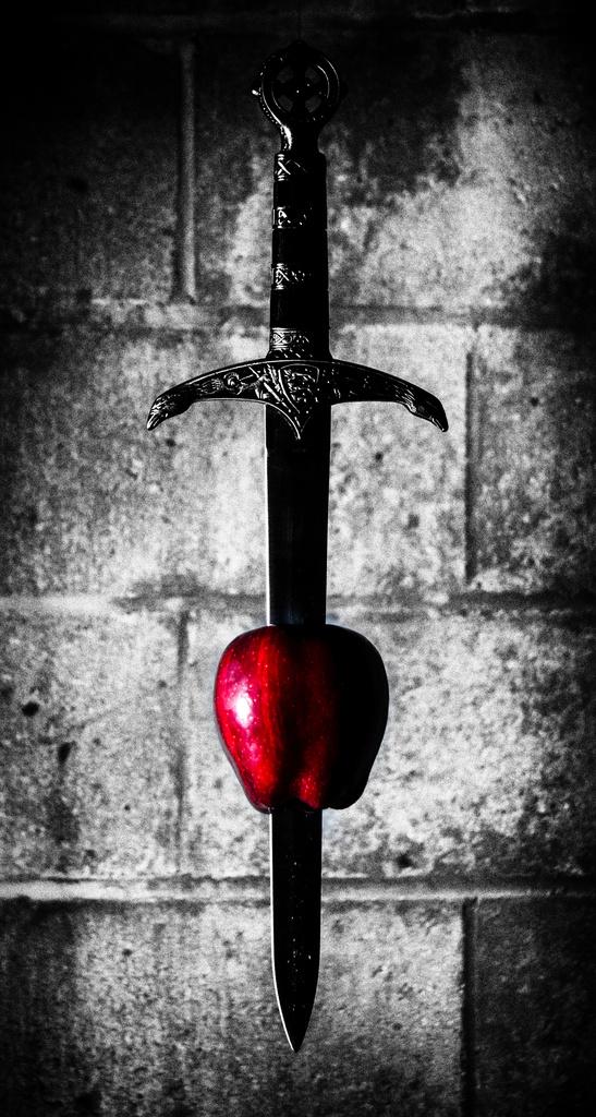 black black heart by northy