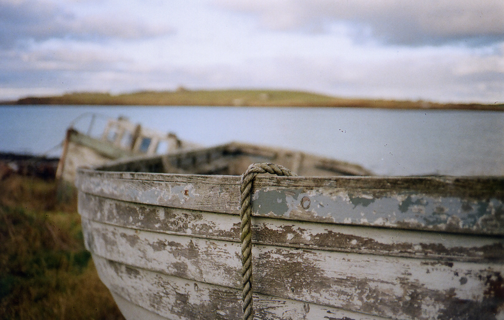 boat at herston by ingrid2101